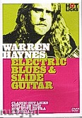 Okładka: Haynes Warren, Hot Licks: Warren Haynes - Electric Blues And Slide Guitar