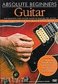 Okładka: , Absolute Beginners: Guitar (DVD)