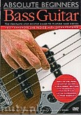 Okładka: , Absolute Beginners: Bass Guitar (DVD)