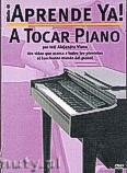 Okładka: Viana Inti Alejandra, !Aprende Ya! Tocar Piano DVD Edition
