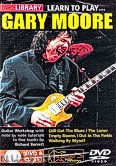 Okładka: Moore Gary, Lick Library: Learn To Play Gary Moore