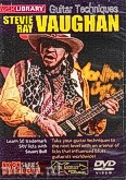 Okładka: Vaughan Stevie Ray, Lick Library: Stevie Ray Vaughan Guitar Techniques