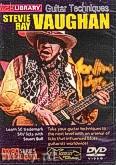 Okładka: Vaughan Stevie Ray, Lick Library: Stevie Ray Vaughan Guitar Techniques