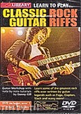 Okładka: Gill Danny, Lick Library: 20 Classic Rock Riffs