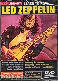 Okładka: Led Zeppelin, Lick Library: Learn To Play Led Zeppelin