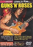 Ok�adka: Guns N' Roses, Lick Library: Learn To Play Guns N' Roses