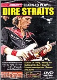 Okładka: Dire Straits, Lick Library: Learn To Play Dire Straits