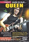 Ok�adka: May Brian, Queen, Lick Library: Learn To Play Queen