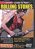 Okładka: Rolling Stones The, Richards Keith, Lick Library: Learn To Play The Rolling Stones