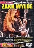 Okładka: Wylde Zakk, Guitar Techniques-  Zakk Wylde