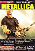 Ok�adka: Metallica, Lick Library: Learn To Play Metallica