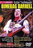 Okładka: Darrell Dimebag, Damageplan, Pantera, Lick Library: Learn To Play Dimebag Darrell