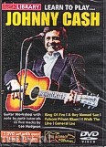Okładka: Cash Johnny, Lick Library: Learn To Play Johnny Cash