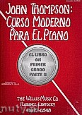 Ok�adka: Thompson John, Modern Course For Piano, Grade 2 (Spanish Edition)