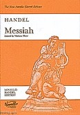 Okładka: Händel George Friedrich, Messiah, A Sacred Oratorio for soprano, alto, tenor and bass soli, SATB and orchestra