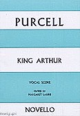 Ok�adka: Purcell Henry, King Arthur