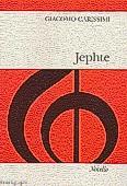 Ok�adka: Carissimi Giacomo, Jephte