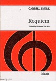 Ok�adka: Faur� Gabriel, Requiem for Mixed Choir and Piano