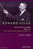 Okładka: Elgar Edward, Give Unto The Lord Op.74