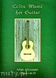 Ok�adka: Alexander Allan, Celtic Music For Guitar