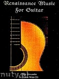 Ok�adka: R�ni, Renaissance Music For Guitar, Volume 2