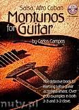 Okładka: Campos Carlos, Salsa Afro Cuban Montunos For Guitar