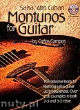 Ok�adka: Campos Carlos, Salsa Afro Cuban Montunos For Guitar