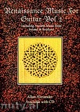 Ok�adka: Alexander Allan, Renaissance Music For Guitar, vol. 2
