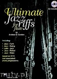 Okładka: Gordon Andrew D, 100 Ultimate Jazz Riffs for Flute