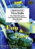 Okładka: Suba Eduardo, Viva Italia - 4 Saxophones & Wind Band