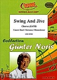 Okładka: Noris Günter, Swing And Jive - Chorus & Wind Band