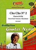 Okładka: Noris Günter, Cha Cha N° 2 - Chorus & Wind Band