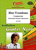 Okładka: Noris Günter, Blue Trombone - Trombone & Wind Band
