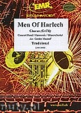 Okładka: , Men Of Harlech - Chorus & Wind Band