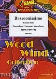Okładka: Richards Scott, Bassoonissimo - Bassoon & Wind Band