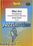 Okładka: Naulais Jérôme, Blue Sax - Alto Saxophone & Wind Band