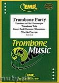 Okładka: Carron Martin, Trombones en Fete - 3 Trombones & Wind Band