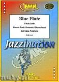 Okładka: Naulais Jérôme, Blue Flute - Flute & Wind Band