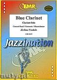 Ok�adka: Naulais J�r�me, Blue Clarinet - Clarinet & Wind Band