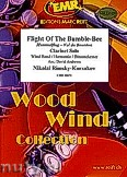 Ok�adka: Rimski-Korsakow Miko�aj, Flight Of The Bumble-Bee -KORSAKOV (Andrews) - Clarinet & Wind Band