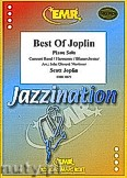 Ok�adka: Joplin Scott, Best Of Joplin for Piano and Wind Band