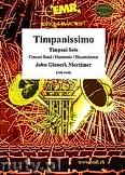 Ok�adka: Mortimer John Glenesk, Timpanissimo for Timpani Solo and Wind Band