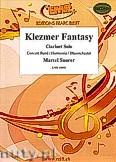 Okładka: Saurer Marcel, Klezmer Fantasy - Clarinet & Wind Band