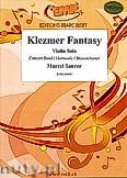 Okładka: Saurer Marcel, Klezmer Fantasy - Violin & Wind Band