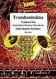 Okładka: Mortimer John Glenesk, Trombonissimo - Trombone & Wind Band
