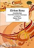 Ok�adka: Peter Gustav, Zirkus Renz for Accordion and Wind Band