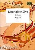 Okładka: Val Percy, Entertainer Live - Orchestra