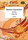 Okładka: Val Percy, Russian Impressions - Orchestra