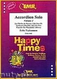 Okładka: Tschannen Fritz, Accordion Solo, Volume 2
