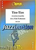 Okładka: Tschannen Fritz, Tico-Tico - Accordion Ensemble